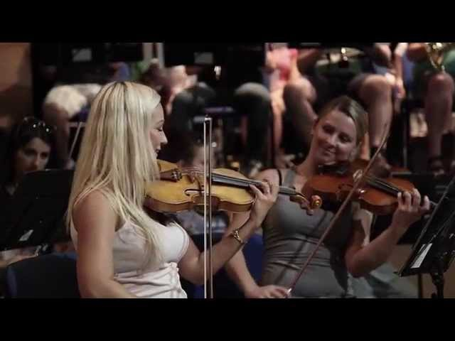Sabaton - Rock in Vienna 2015 - First time with an orchestra!