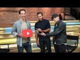 Eminem X Jake Gyllenhaal: Southpaw-сессия на YouTube Space. Раунд первый