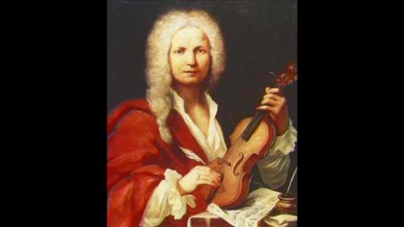 Antonio Vivaldi - Concerto No.4 in F minor, Op.8, RV 297, Linverno , Allegro Non Molto