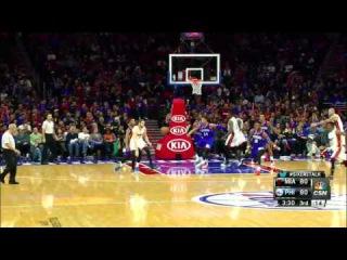 Miami Heat vs Philadelphia 76ers! - Full Highlights | November 1st , 2014 | NBA 2014-15