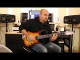 Marco Sfogli (James LaBrie, Alex Argento, Virgil Donati) playing solo for OVERWIND