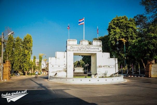 Ворота Канчанабури