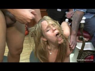 Порно жестко с рабынями