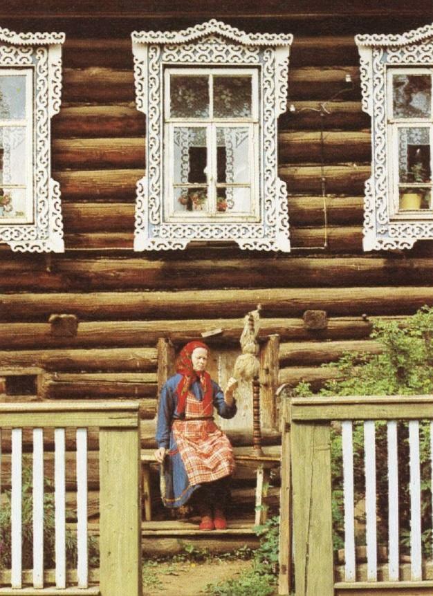 Климов К.М. - Удмуртское народное искусство [1988 г.]