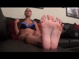 sasha fox feet