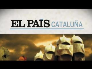 People enjoying Gaudi Experiencia 4D movie