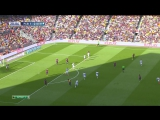 Чемпионат Испании 2014-15. 38 тур. Барселона – Депортиво : 2 - 2 (1-й тайм) (23.05.2015)