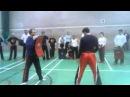 Юрий Бойко - самый мощный удар ногой в мире!
