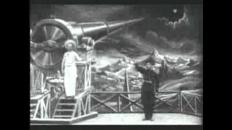 Путешествие на Луну Le Voyage dans la lune 1902