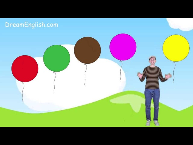 Color Song for Kids Learn 9 Colors