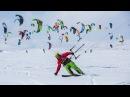 В Норвегии завершилось гонка Red Bull Ragnarok 2019 год по сноукайтингу