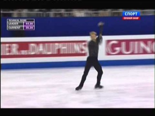 World Figure Skating Championships 2015. SP. Adam RIPPON
