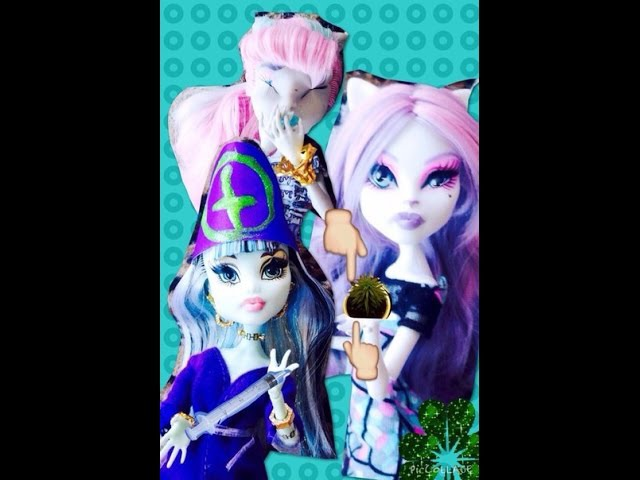 |Stop Motion |/Monster High/[ТЫ ,МОНСТР] Они среди нас{ They are among us}