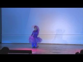7-ой Dance Star Festival 1 часть. Тихонова Инна. Танцевальное Шоу Профи.Соло.