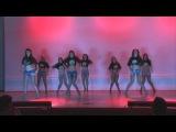 7-ой Dance Star Festival 1 часть. Dream Dance. Танцевальное шоу Профи. 3 место