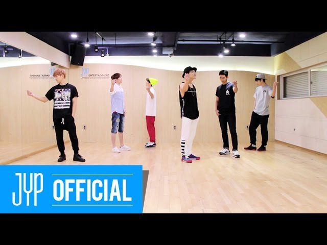 2PM My House(우리집) Dance Practice