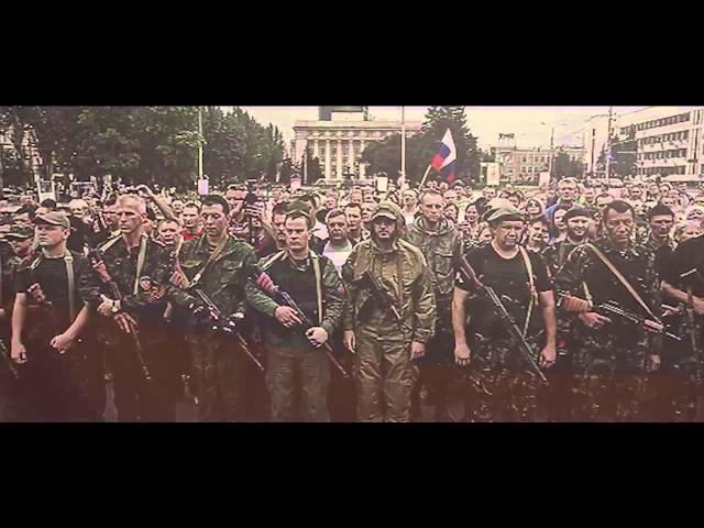 Немецкий клип в защиту Донбасса. Wlad Free Donbass