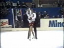 Cherkasova Shakrai (URS) - 1980 Worlds, Pairs' Long Program