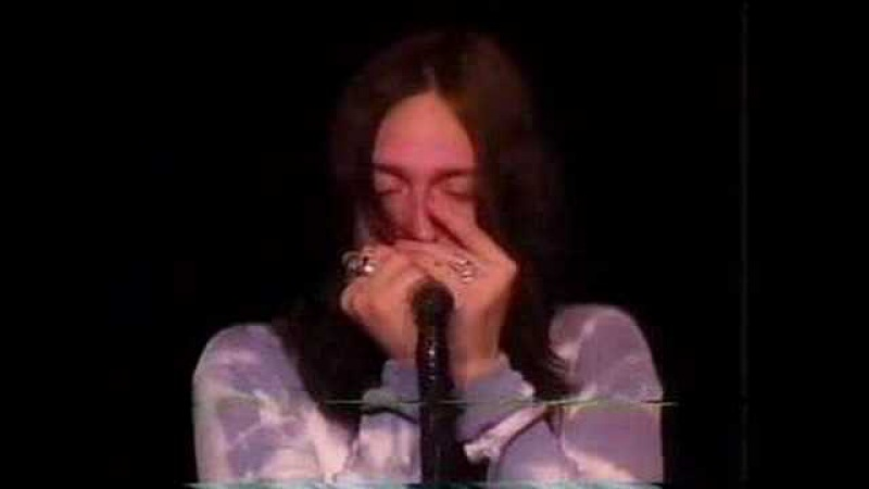 Jimmy Page The Black Crowes nobody´s fault but mine
