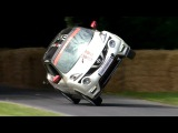 World Record for Fastest Two Wheels Mile! Nissan Juke RS Nismo