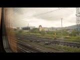 Отправление со станции Мурманск