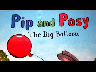 Pip and Posy The Big Balloon, Age 2