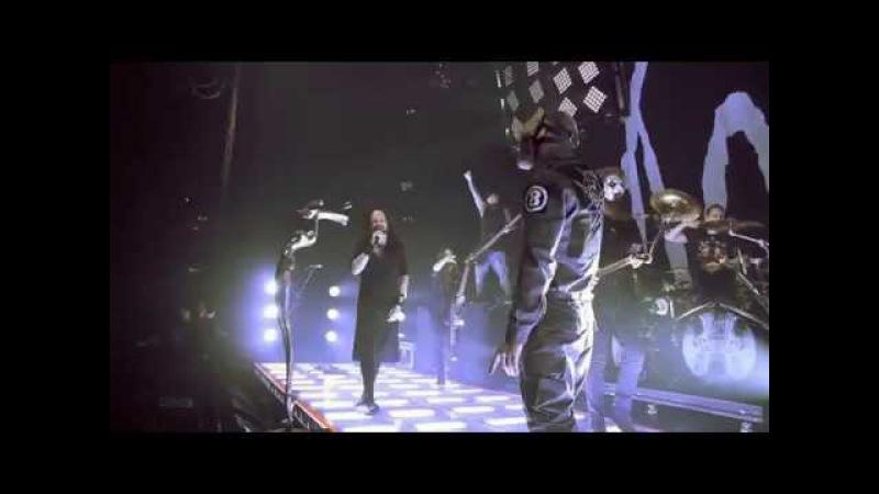 Korn - 'Sabotage' Featuring Slipknot live in London 2015