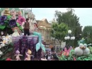 Диснейленд Париж Парад героев Paris tour