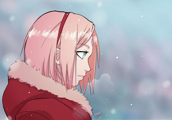Sakura haruno new art