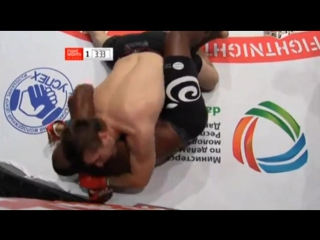 FIGHT NIGHTS DAGESTAN- Vitaly Minakov vs Geronimo dos Santos