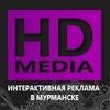 HD Media / Интерактиваня реклама по всей России