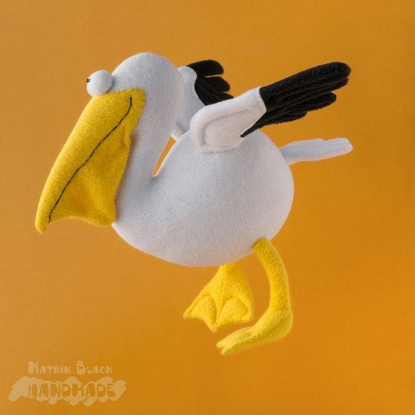 Пеликан!