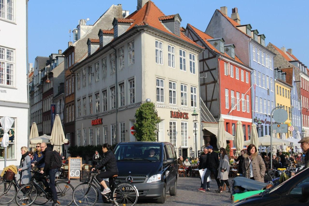 Народ в Дании