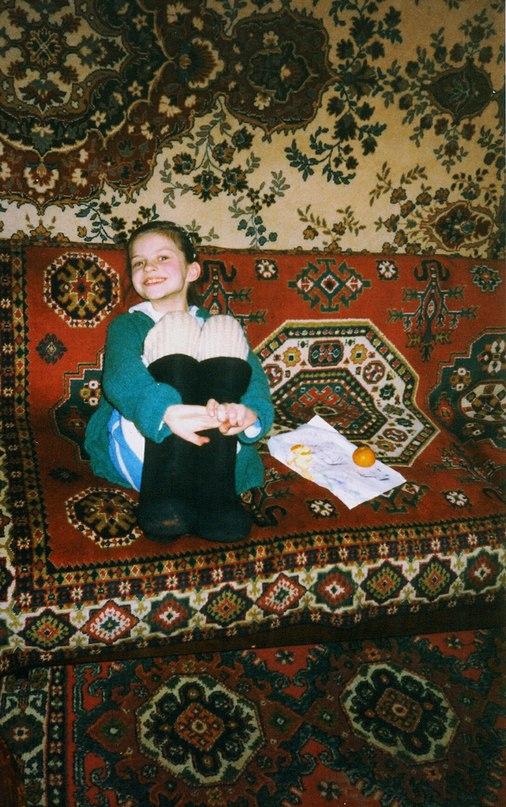 Оля Кирьякова, Санкт-Петербург, 8 апреля 1989, id88888
