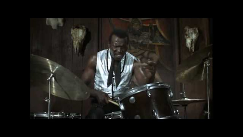 Elvin Jones shootings in Zachariah (1971)