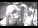 Marilyn Monroe And Jane Russell - Hands And Feet in Cement Footage With Rare Interview 1953