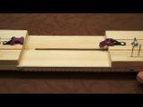 Станок для плетения браслетов из паракорда (наши руки не для скуки)