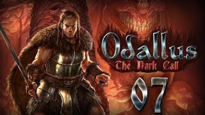Odallus: The Dark Call Прохождение - Серия №7: Подземный храм