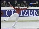 1997 Jr.Worlds Evgeni Plushenko - LP Wilhelm Tell Overture + marks