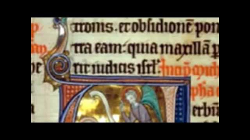 Chant of the Templars - Salve Regina FULL 14:35 MIN