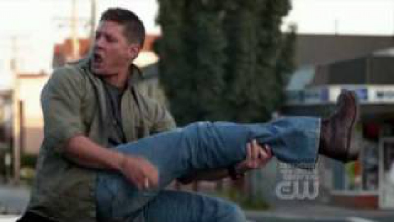 Supernatural - Eye of the Tiger - Funny Times