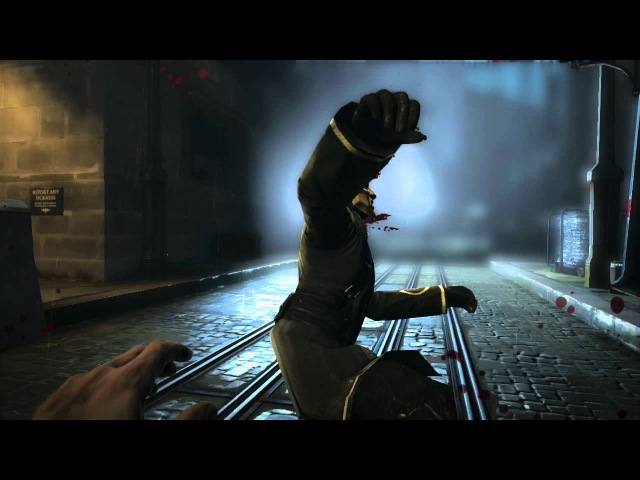 Dishonored Official E3-2012 Trailer The Drunken Whaler