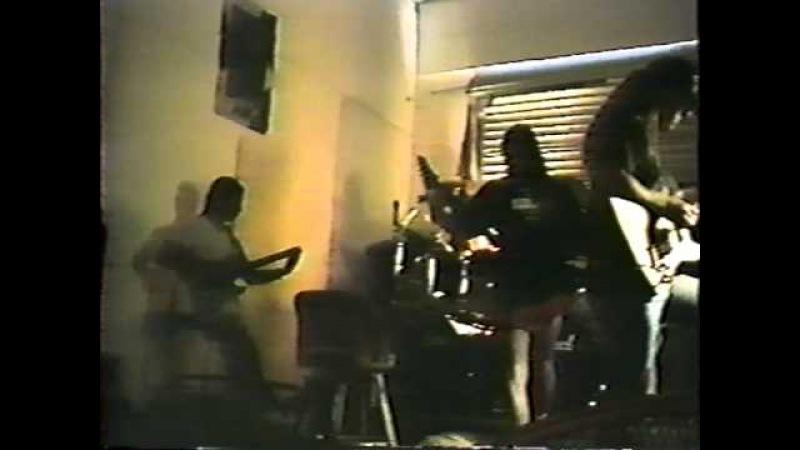 Death - 'Human' tour rehearsal 03.11.1991 (part 2/3)