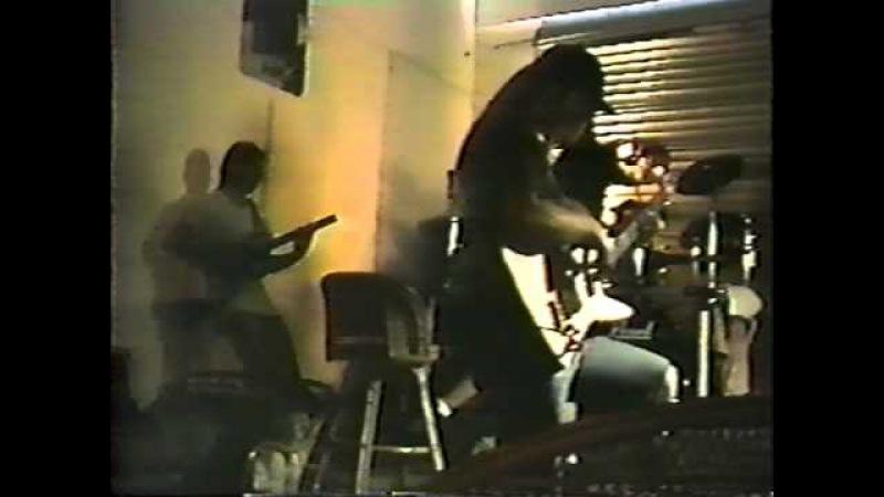 Death - 'Human' tour rehearsal 03.11.1991 (part 3/3)
