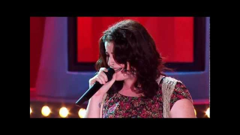 The Voice Australia: Karise Eden (@kariseeden) sings It's A Man's World