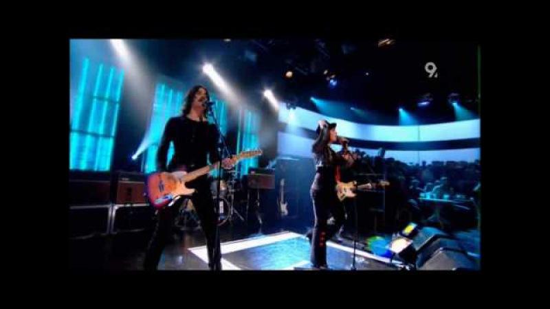 Ida Maria - Oh My God (Live Jools Holland 2008)