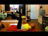 Упражнения для живота,талии,спины.Локальная нагрузка.Похудение и уменьшение объемов за 3 недели