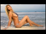 Supermodel Kate Upton swimsuit and nude body paint photo shoot.