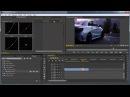 Урок №6 Эффекты для видео Adobe Premiere Pro | анимация видеоэффекты Премьер Про