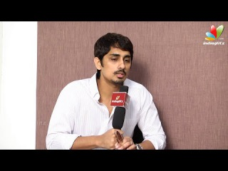 Prithviraj has shown a big heart to want to work with me. - Siddharth | Interview | Vedhika